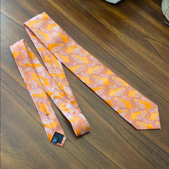 Michael Kors Paisley Tie